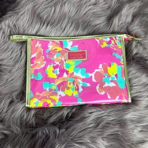 Lilly Pulitzer x Estee Lauder Makeup Bag